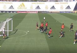 Real Madrid La Ligaya hazır
