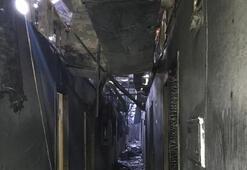 Ukraynada otelde yangın