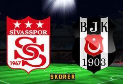 Sivasspor - Beşiktaş maçı saat kaçta hangi kanalda