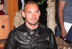 Sneijder futbolu bıraktı, menajer oluyor