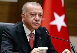 Cumhurbaşkanı Erdoğandan Marmara Depremi mesajı