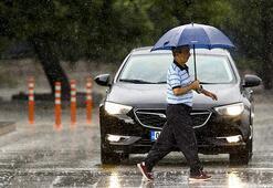 Meteorolojiden yeni uyarı Şiddetli sağanak bekleniyor