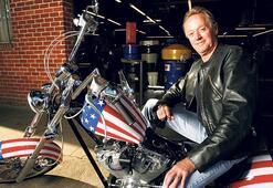 'Easy Rider'ın yıldızına veda