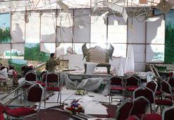 Afganistan'da düğünde intihar saldırısı