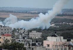 Son dakika: İsrail, Gazze'yi vurdu: 3 ölü,1 yaralı