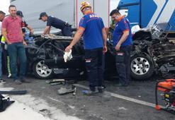 Son dakika: Korkunç kaza Ölü ve yaralılar var...