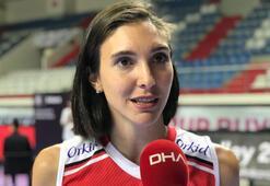 Naz Aydemir Akyol, Avrupa şampiyonluğuna inanıyor