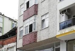Korkunç olay 14 aylık bebek camdan düştü