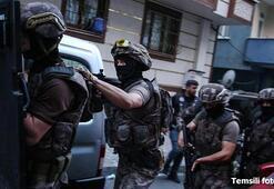 İstanbul'da narkotik operasyonu Çok sayıda gözaltı var