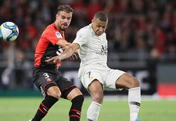 PSG, Rennese yenildi