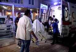 Nevşehirde 52 turist gıda zehirlenmesi şüphesiyle hastaneye kaldırıldı