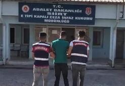 Yunanistan'a kaçma hazırlığındaydı Yakalandı