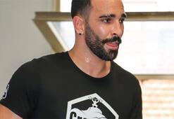 Adil Rami yeni takımına hazırlanıyor