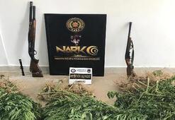 Çanakkalede uyuşturucu operasyonuna 2 tutuklama