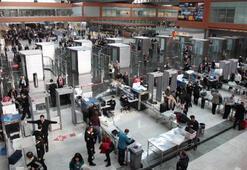Sabiha Gökçen'i bayram tatili boyunca 1 milyondan fazla yolcu kullandı