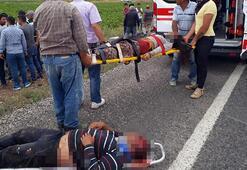 Son dakika: Nevşehirde korkunç kaza Çok sayıda ölü ve yaralı var
