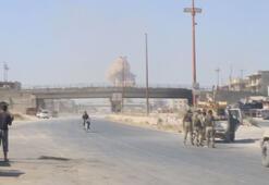 Suriyede Türk askeri konvoyuna hava saldırısı düzenlendi