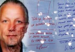 Banyoda ölü bulunan Almanın evinden not çıktı: Beni çöpe atın