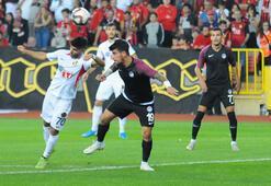 Eskişehirspor-Keçiörengücü: 1-1