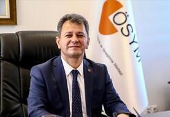 DGS tercihleri için ÖSYM başkanından açıklama geldi 2019 DGS tercihleri
