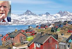 Trump Grönland  konusunda ciddiymiş
