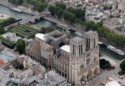 Notre Dameda restorasyon başladı