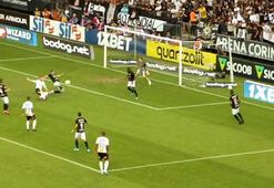Mauro Boselliden alkış alan gol