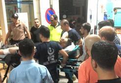 Uyuşturucu tacirleri polise saldırdı 1 polis yaralı, saldırgan öldürüldü