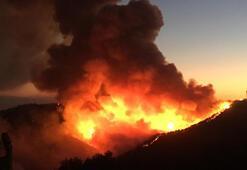 Son dakika... İzmirde 3 gündür devam eden yangına ilişkin flaş gelişme