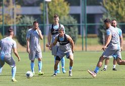 Trabzonsporda AEK hazırlıkları sürüyor