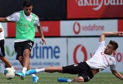 Eksik Beşiktaşta Göztepe hazırlıkları