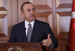 Bakan Çavuşoğlundan Türk konvoyuna saldırı açıklaması