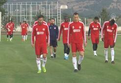 Sivassporda Çaykur Rizespor mesaisi başladı