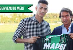 Mert Müldür, Sassuoloya transfer oldu