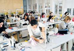 Tekstil ihracatında hedef pazar Afrika ve Uzakdoğu