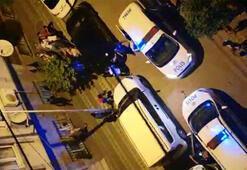 Taciz iddiası mahalleliyi sokağa döktü
