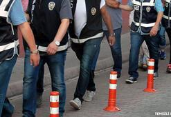 Şanlıurfada operasyon 10 kişi tutuklandı