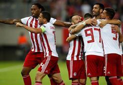Olympiakos Devler ligi kapısını araladı