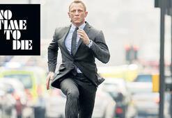 25. James Bond'un adı: No Time to Die