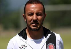 Cüneyt Dumlupınar: Hedefimiz Süper Lige çıkmak