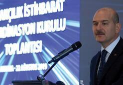 Bakan Soylu: Yılbaşından beri 80 bin 570 operasyonda 635 PKKlı etkisiz hale getirildi