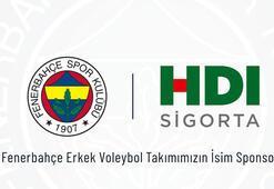 Voleybolda Fenerbahçeye isim sponsoru