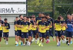 Fenerbahçe top kapma ve pas çalıştı