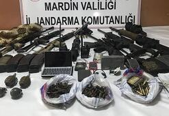 Mardinde terör örgütüne Kılıç 150 darbesi devam ediyor