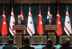 Cumhurbaşkanı Erdoğan: Doğu Akdenizde arama çalışmalarına aynı kararlılıkla devam edeceğiz