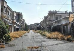 Ersoy, KKTCde kapalı Maraş bölgesini inceledi