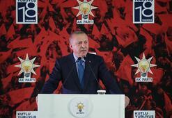 Cumhurbaşkanı Erdoğan: Partimiz artık yeni bir safhaya geçti