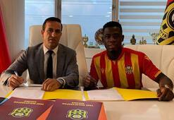 Yeni Malatyaspor, Afriyie Acquahı transfer etti