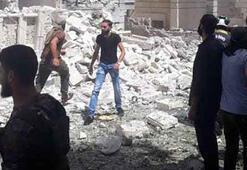 Son dakika| İdlib'de bombalı saldırı Ölü ve yaralılar var
