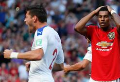 Manchester United - Crystal Palace: 1-2